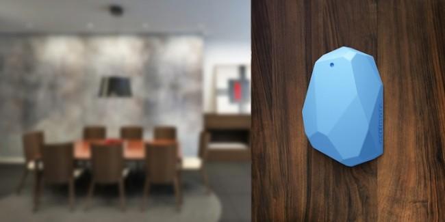 Estimote ist ein erster Anbieter von Beacons, die via Bluetooth Low Energy Daten und Informationen an Smartphones senden können