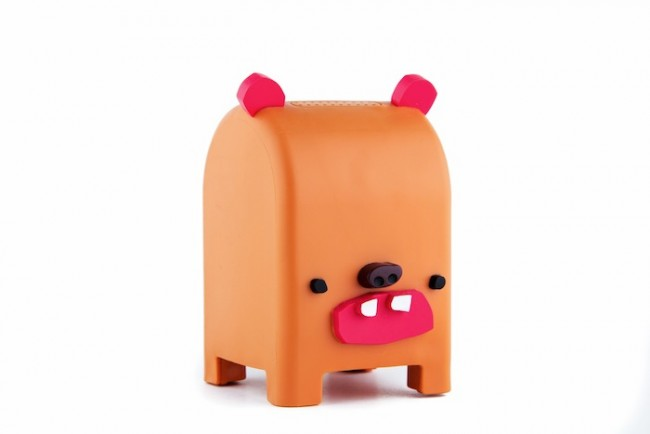 Gestatten, Milksop: Mit den Toymail-Tierchen lassen sich Sprachnachrichten mit Kindern austauschen