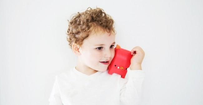 Mit den Toymail-Tierchen lassen sich Sprachnachrichten mit Kindern austauschen