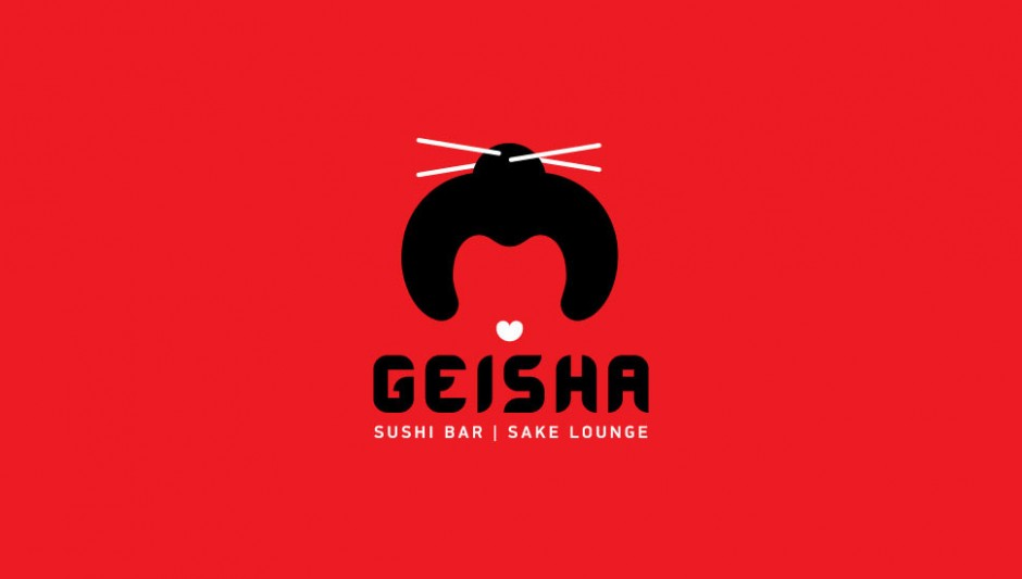 Geisha Sushi Bar Logo