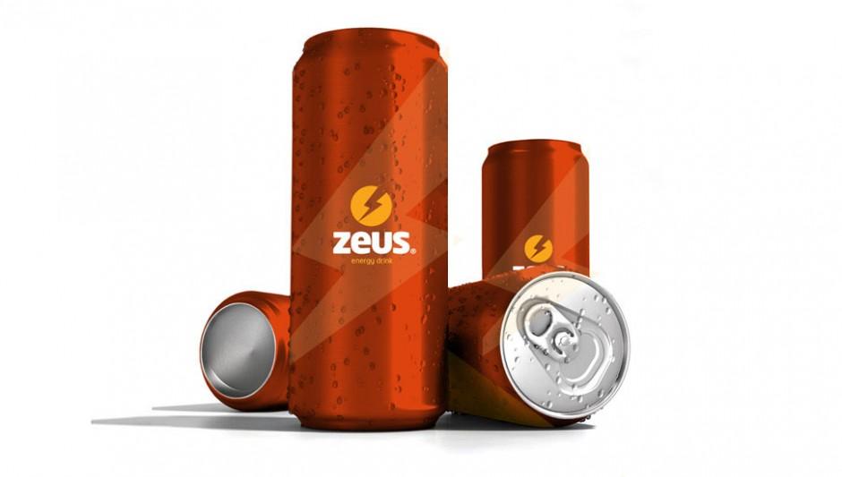 Zeus Energy Drink