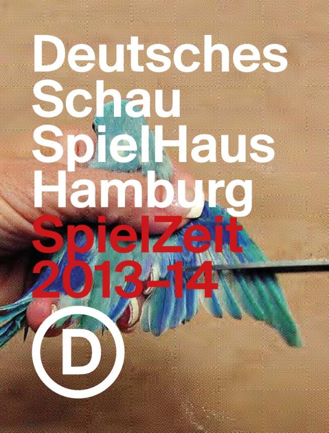 Spielzeitbuch 13/14