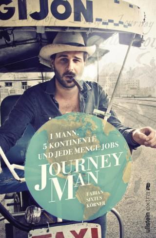 Cover zum Buch JOURNEYMAN - 1 Mann, 5 Kontinente und jede Menge Jobs