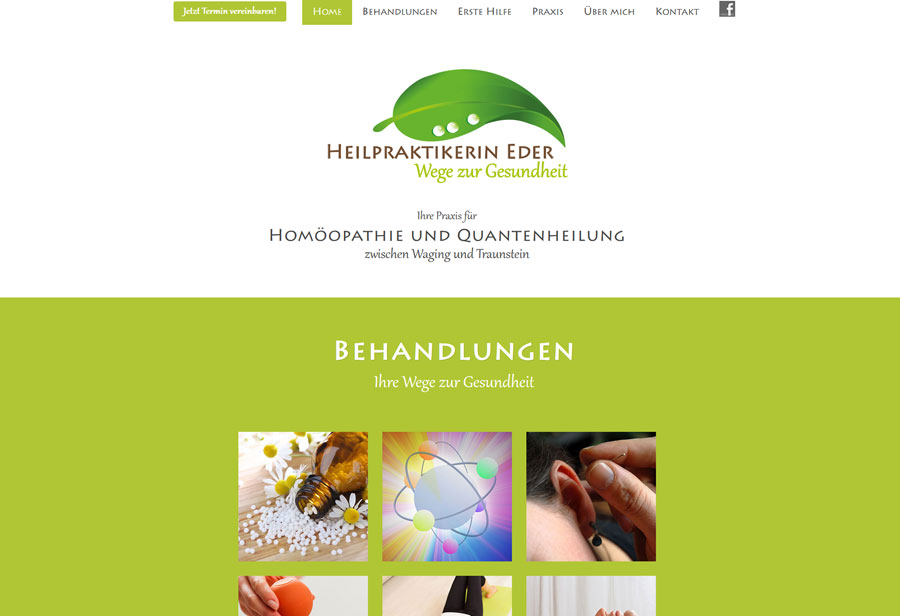 heilpraktikerin-eder-website