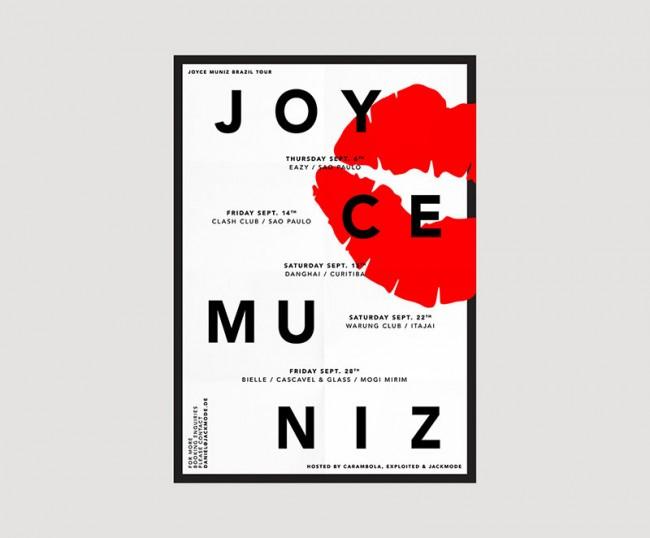 Joyce Muniz Poster