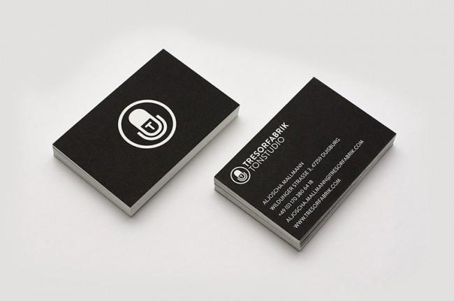 Tresorfabrik, Business Cards