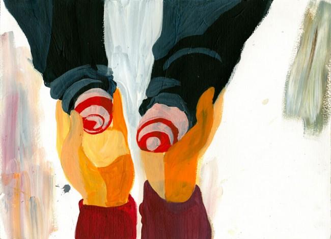 »Das Mädchen ohne Hände« ist erzählt nach einem Märchen der Gebrüder Grimm und erschien 2012 im Hamburger mairisch Verlag.