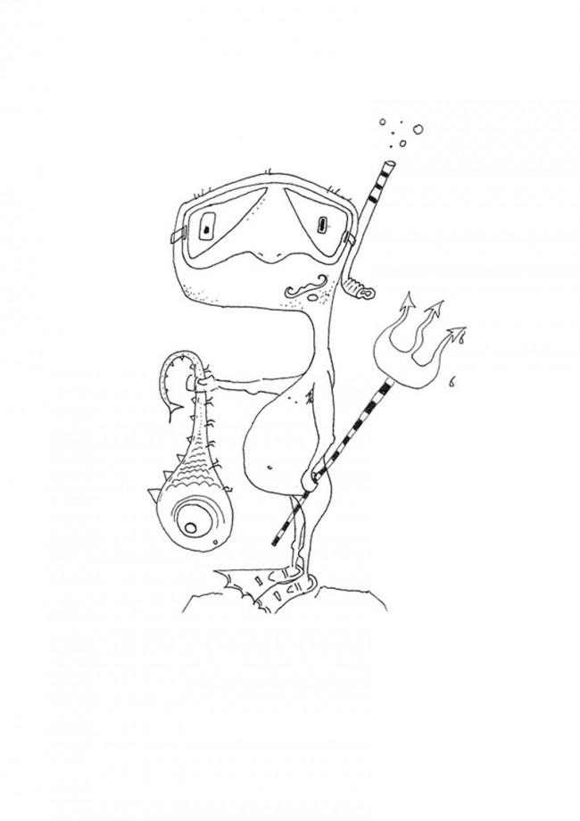 Illustration Fishman
