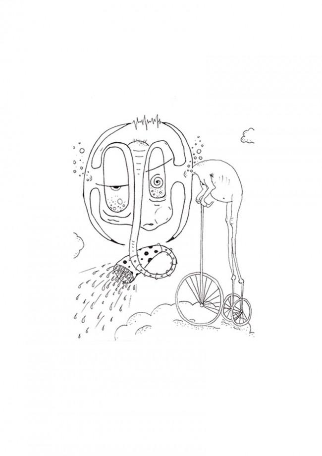 Illustration Rainmaker