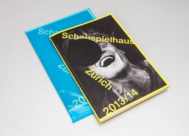 Schauspielhaus Zürich, Spielzeitheft 13/14