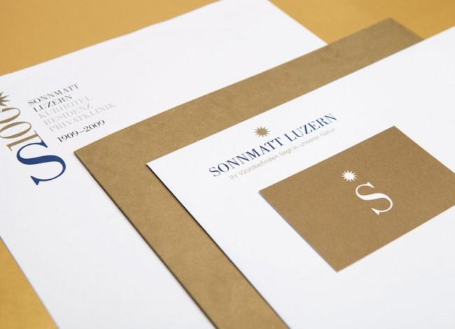 Sonnmatt Luzern, Briefschaften