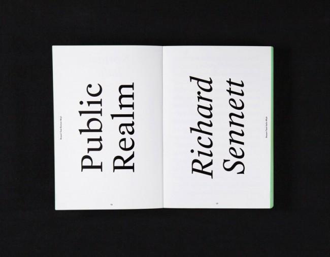 Rosart Text | Specimen