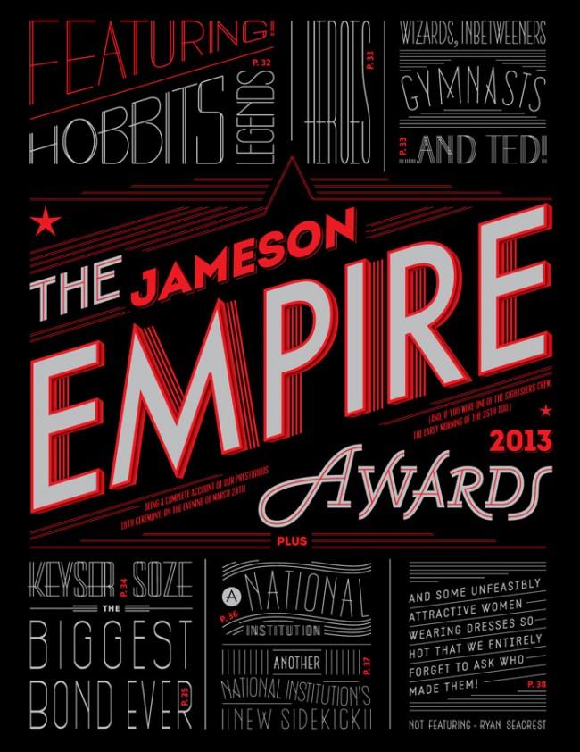 The Jameson Empire Awards