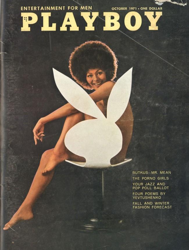 Bunny Chair, ca. 1971 | Playboy, Designer, Playboy, Oktober 1971