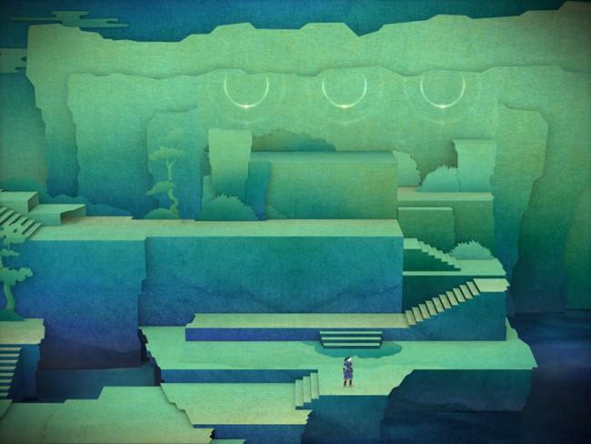 Ocean maze