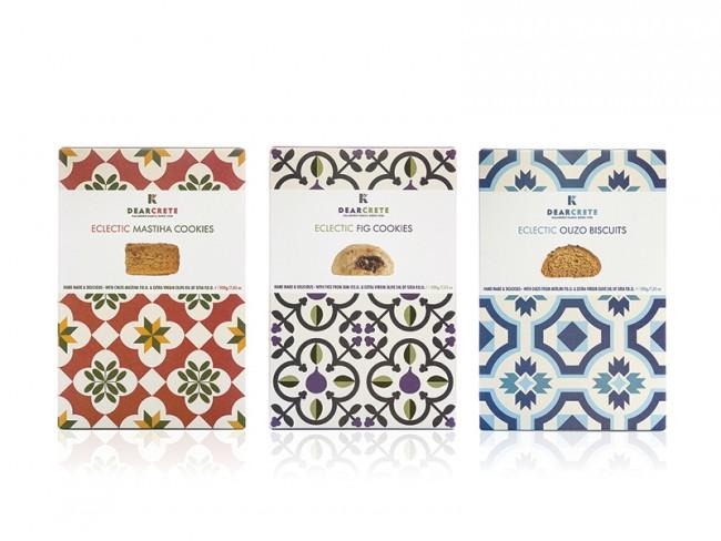 Dear Crete Eclectic | Verpackungsdesign