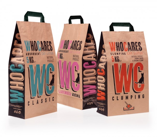 Who cares | Verpackungsdesign