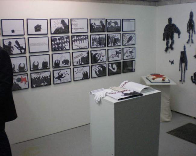 Basta Blackbox, Ausstellung 2007