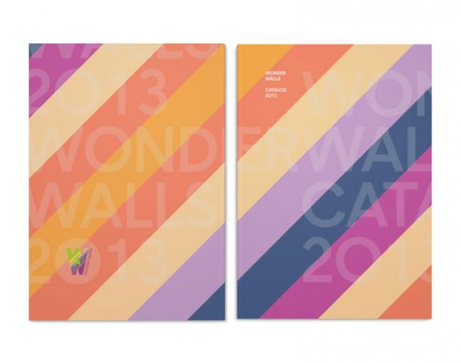 Katalog für »Wonderwalls«