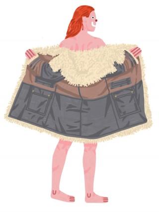 Die Zeit Magazin - Fashion Illustration