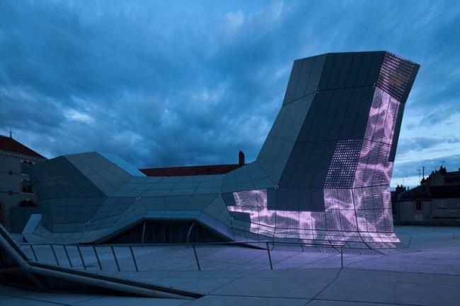 FRAC CENTRE - LES TURBULENCES - Designed by Jakob + MacFarlane