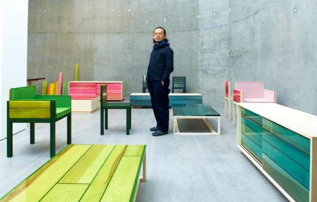 IRO - Jo Nagasaka for Established and Sons
