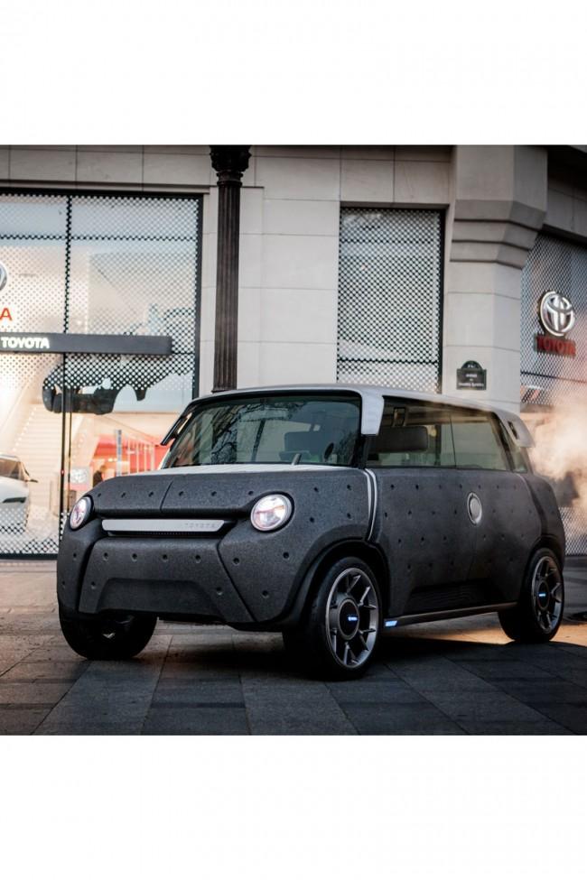 ME.WE: FORWARD-THINKING CAR - Designed by Massaud & Toyota ED2