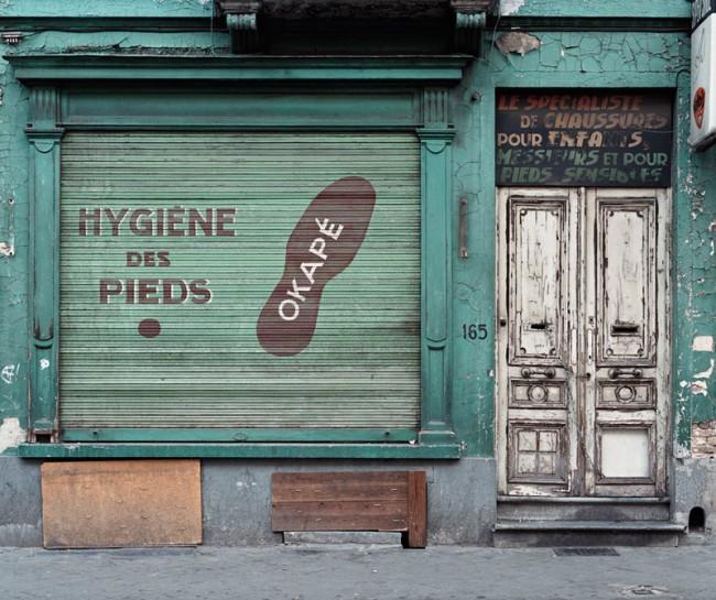 Hygiene des pieds, 2005