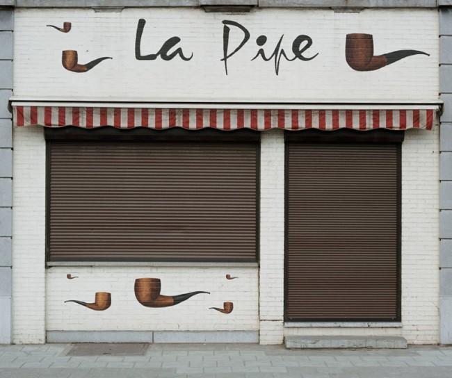 La Pipe Charleroi, 2004