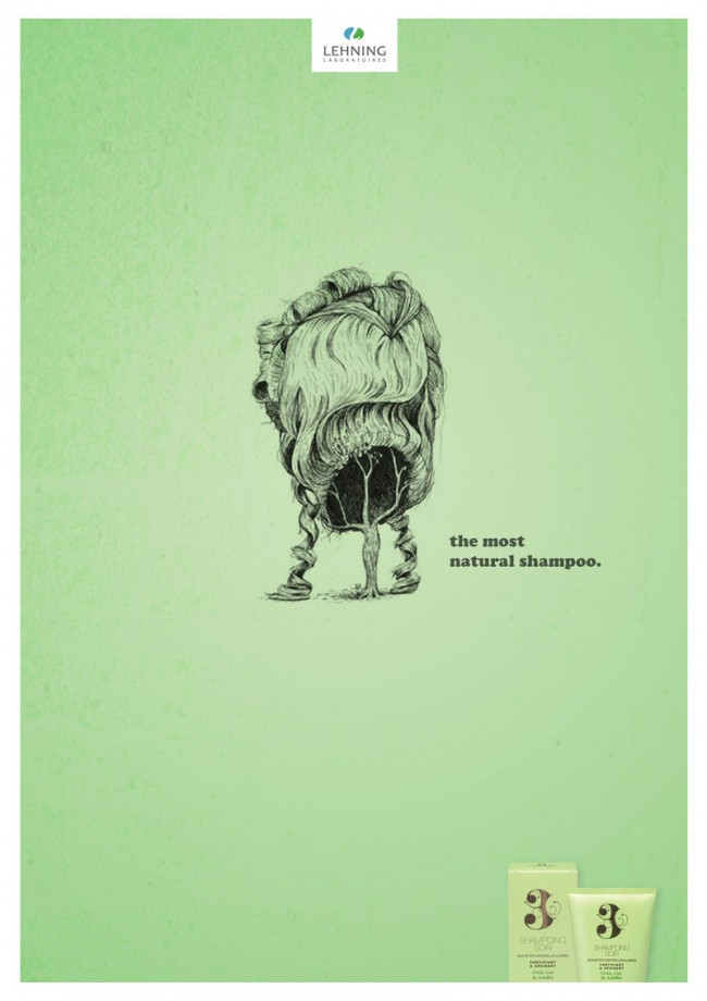 Havas 360 für Lehning Laboratoires, Illustrator Jonny Glover