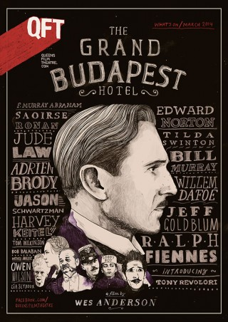 The Grand Budapest Hotel Fanart Für Wes Anderson Page Online