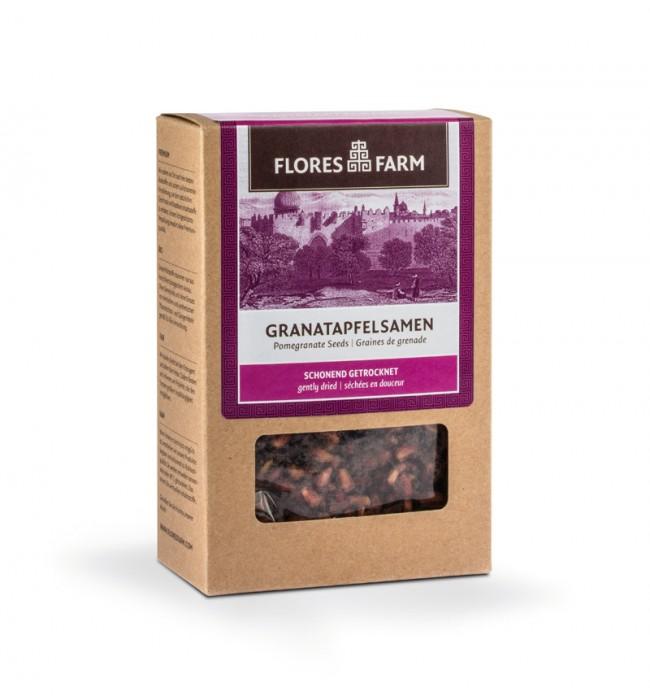 Das neue Packaging von Flores Farm