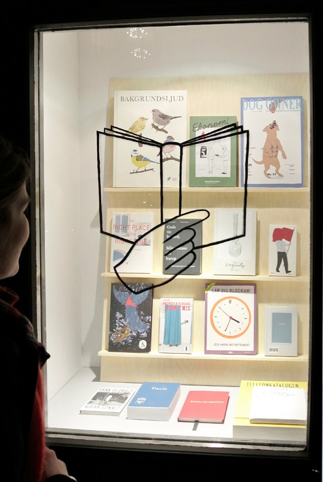 Installation @ Gallery 54/Peepshow, Göteborg (2013)