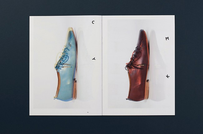CMYK – Shoes by Hamansutra