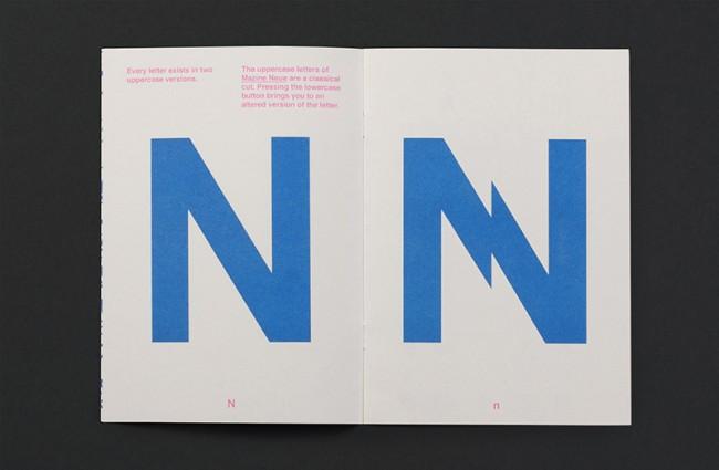 Mazine – Brandbook VI
