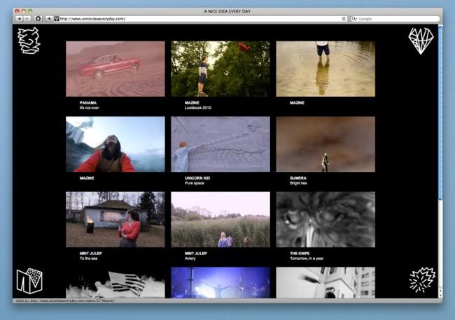ANIED – Website