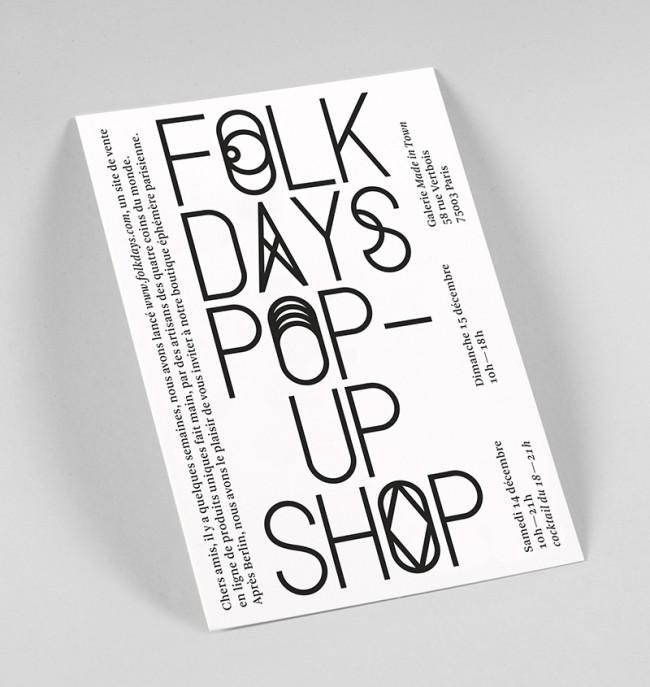 Folkdays Invitation