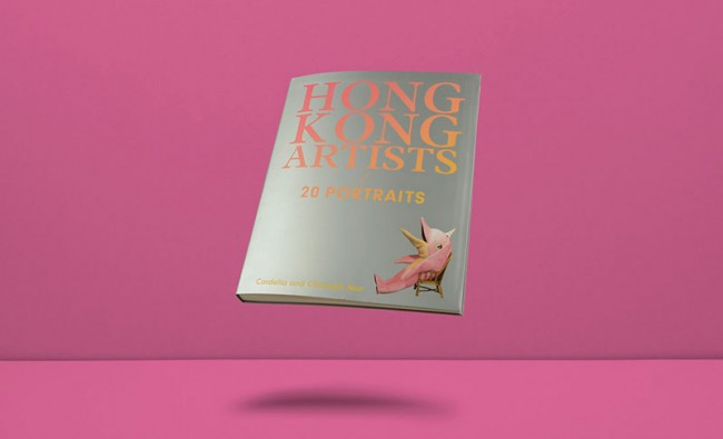 HONG KONG Artists – Editorial Design für Chinas spannendste Künstler