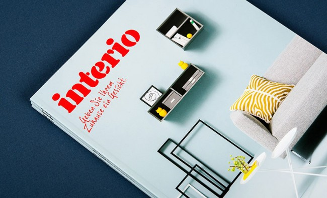 Interio – Kataloggestaltung