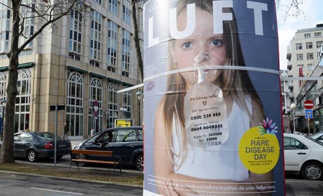PHA Europe – Internationale Werbekampagne