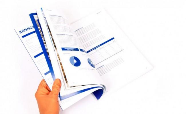 Semperit – Geschäftsbericht, Text, Design