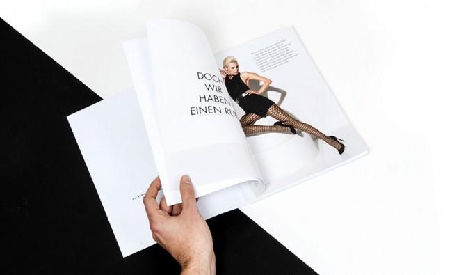 Wolford – Geschäftsbericht, Text, Design