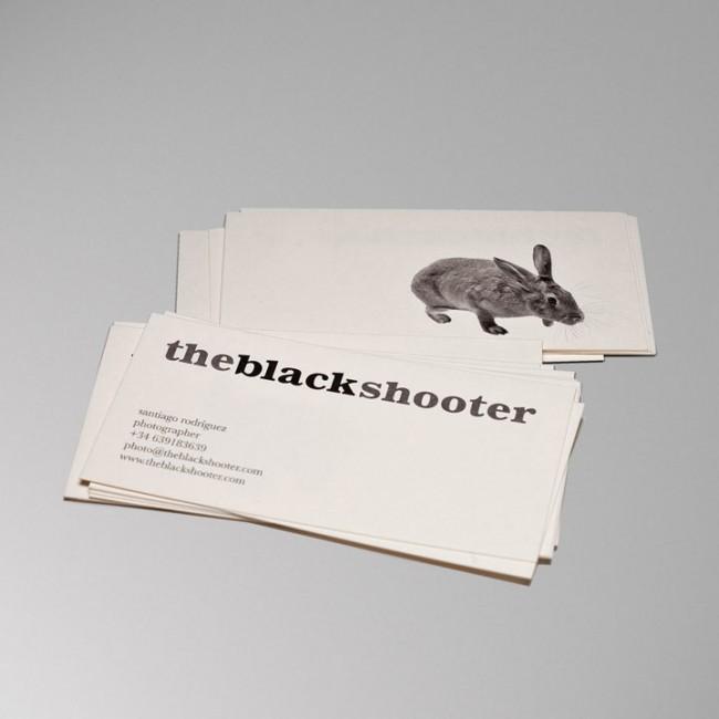 The Black Shooter Logo