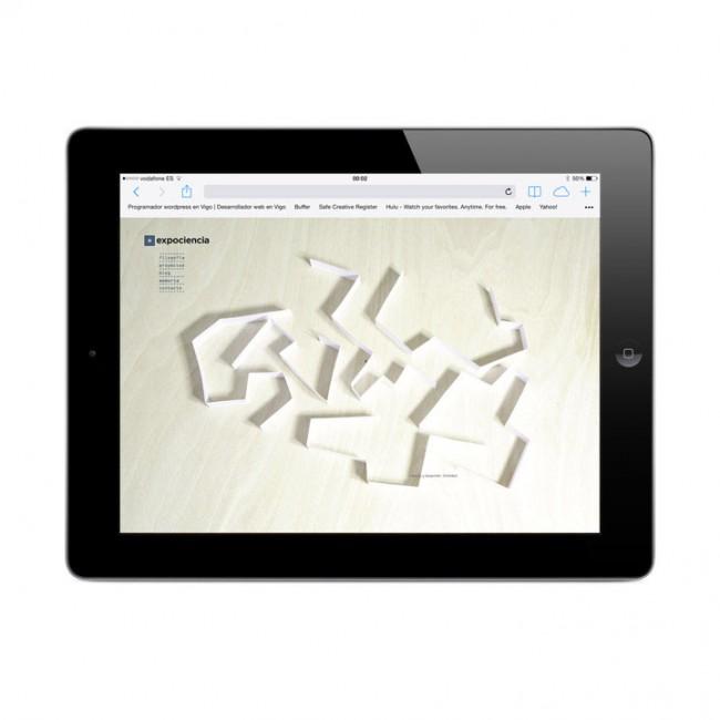 iPad Expociencia