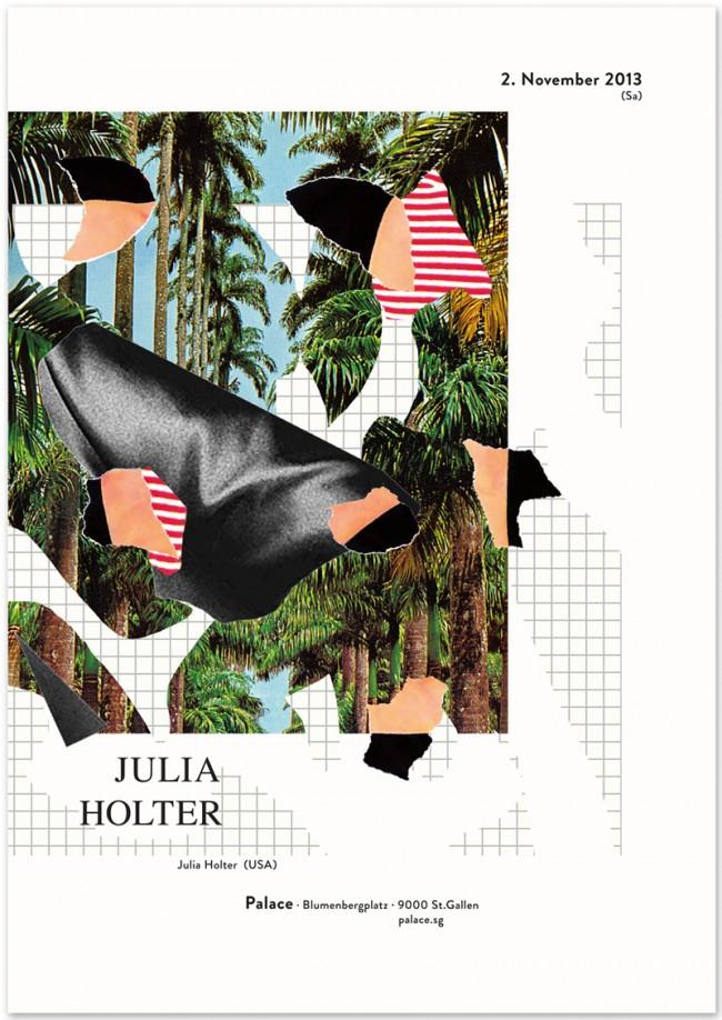 »Julia Holter« at Palace St. Gallen, November 2013