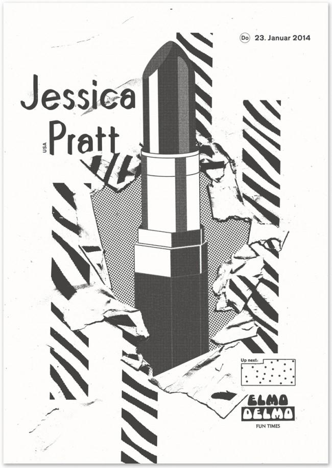 »Jessica Pratt« at Elmo Delmo Zurich, January 2014