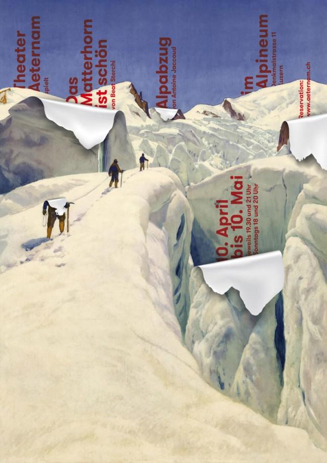 Erich Brechbühl: Das Matterhorn ist schön – Alpabzug