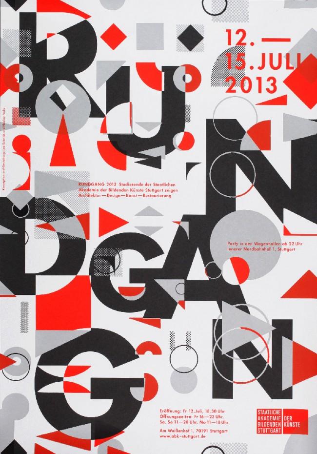 Lea Schmidt / Nadine Fuchs: Rundgang 2013