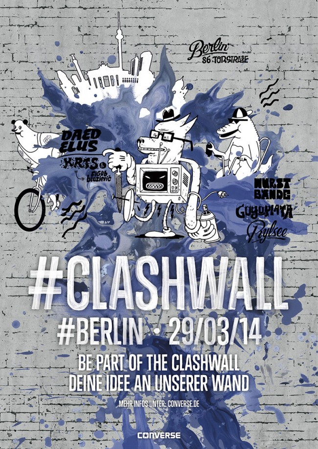 SZ_140320_Clashwall_keyvisual_ooh_converse_clashwall_blau_mct