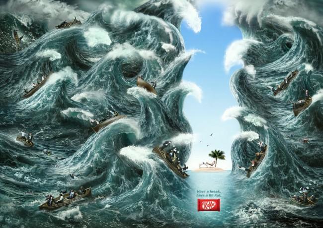 Sturm – Insel